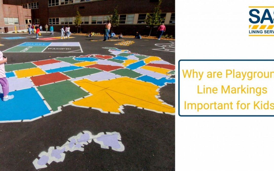 Why are Playground Line Markings Important for Kids?